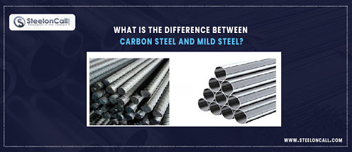 What is the difference between carbon steel and mild steel?