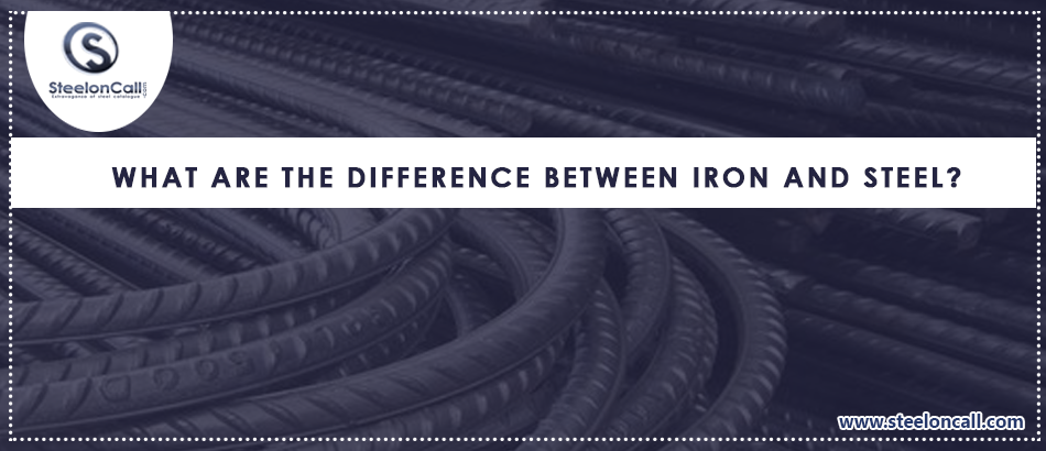 What Are The Difference Between Iron And Steel?