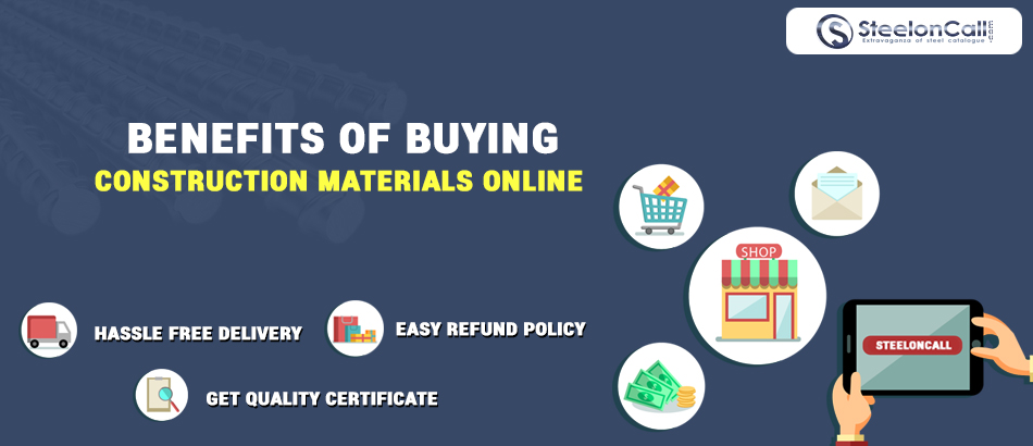 Best Place To Buy Construction Steel Materials Online