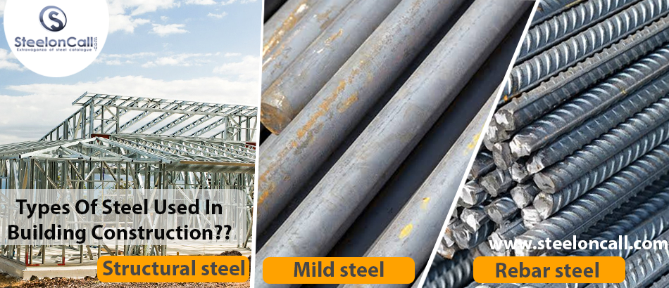 Types Of Steel Used In Building Construction