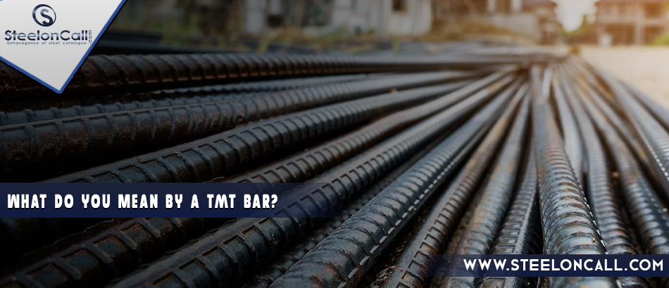 What do you mean by a TMT Bar?