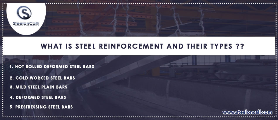 What Is Steel Reinforcement And Their Types?